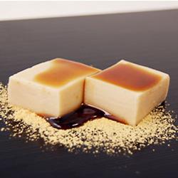 ごま豆腐・ピーナツ豆腐