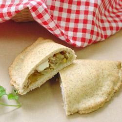 ライ麦のスナックパン