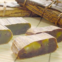竹の皮ようかん