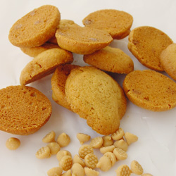 キャラメルチップチョコクッキー
