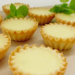 チーズのプチタルト