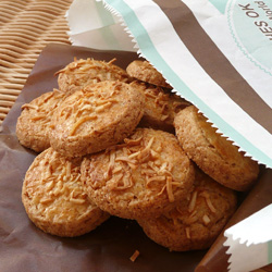 coconut-cookie