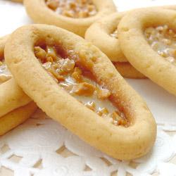 レースアマンドクッキー