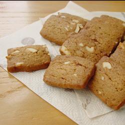 モラセス風味のクッキー