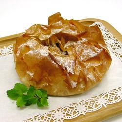 パーターフィロのアップルケーキ