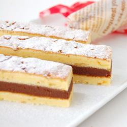 ガナッシュサンドケーキ