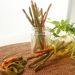 野菜のプレッツェル