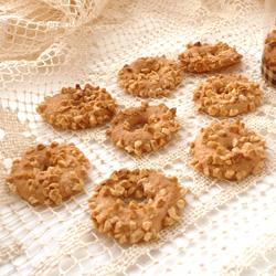 あっさり アーモンドクッキー