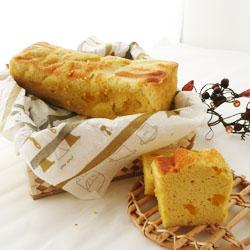 マロンの蒸しケーキ
